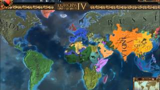 Europa Universalis IV, Extended timeline mod - Modern day