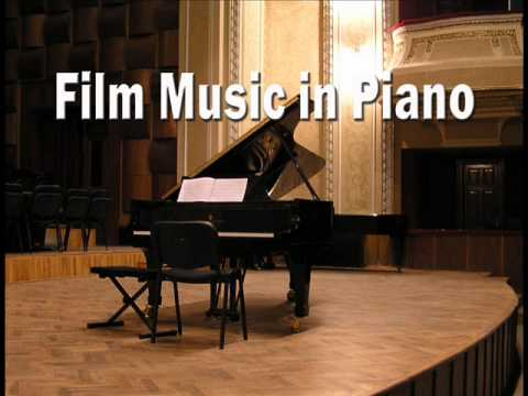 Film Music on Piano | Movie Soundtracks: Piano Covers