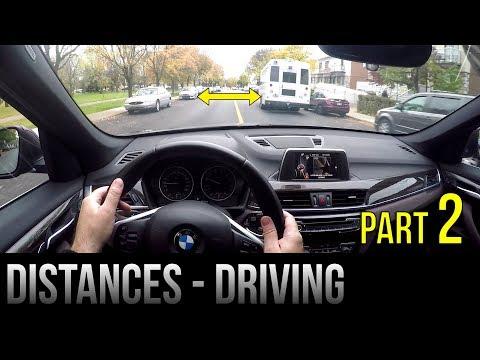 Safe Distances When Driving - Part 2