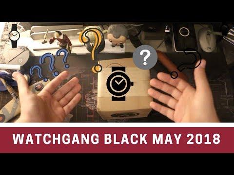 Watchgang Black May 2018