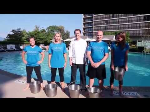 The Westin Bayshore ALS Ice Bucket Challenge