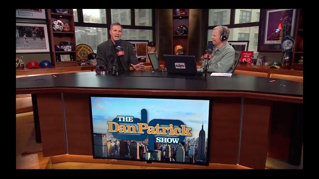 Christian Laettner In-Studio on The Dan Patrick Show (Full Interview) 3/10/15