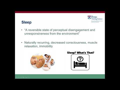 Impact and Tips for Dementia Related Sleep Disturbance