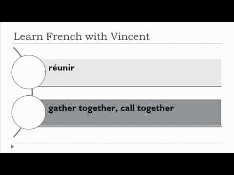 The 400 most used French verbs