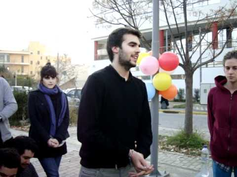 AIESEC GREECE, announcement of  MC 2011-2012