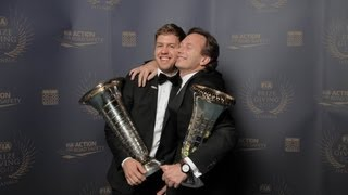FIA 2012 Prize Giving Gala - Highlights