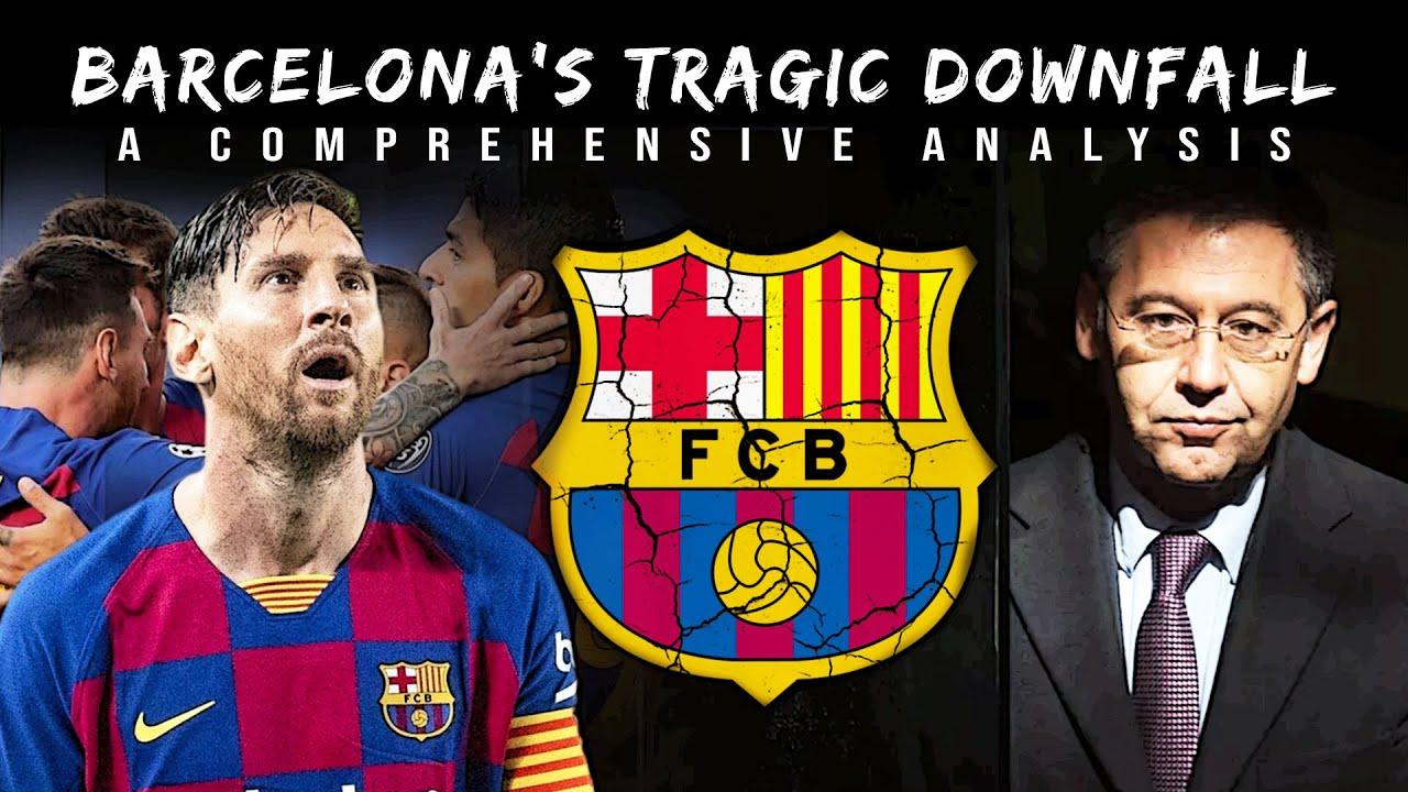 How Barcelona Fell From Glory...