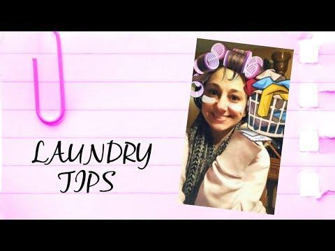 Vlog | Laundry Tips