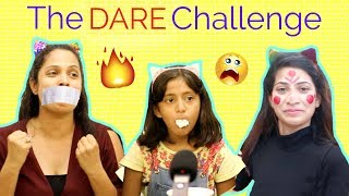 The DARE Challenge .. | #MyMissAnand #Anaysa #ShrutiArjunAnand