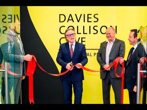 Davies Collison Cave: Official Singapore Office Launch 2016