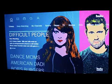 First Look: Hulu's Beta Roku Channel & Live TV Service