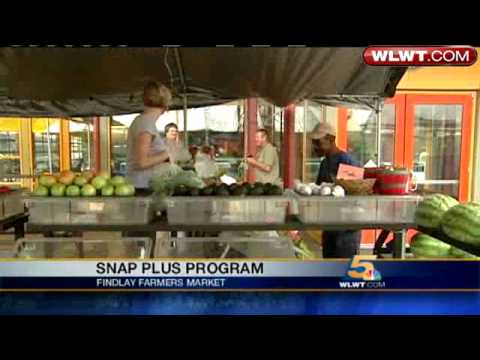 Findlay Market Kicks Off Food Stamp Program