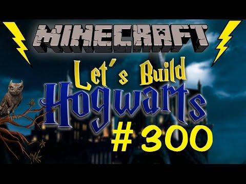 Let's Build Hogwarts - Minecraft #0300 - SPECIAL ! [Survival Mode]   dagilp_lbh