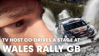 Racing a Stage of Wales Rally GB With Elfyn Evans   Mike Chen's WRC 2018 Part 4