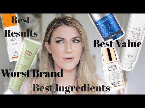 LETS TALK SKINCARE | SKINCARE ADDICT TAG | DRUNK ELEPHANT, SUNDAY RILEY, PAULA'S CHOICE ETC