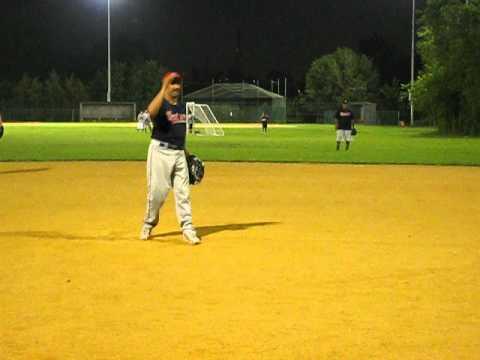 Modified Sb pitching Motion