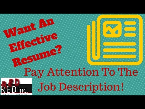 Resume Writing: How To Get Called For a Job Interview