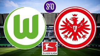 ⚽ WOLFSBURG VS EINTRACHT FRANKFURT EN VIVO FECHA 29 BUNDESLIGA 2020