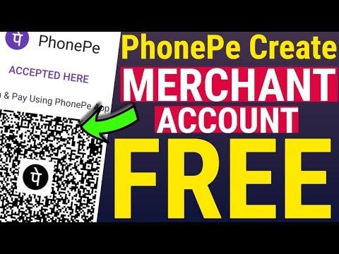 Create PhonePe Merchant Account 2018 !! PhonePe Merchant Account Make - Create Merchant Account
