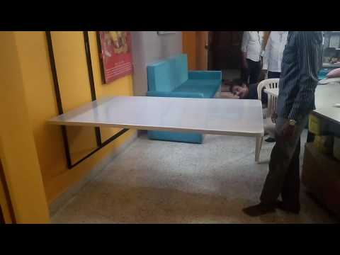 Wall Mounting Dinning Table