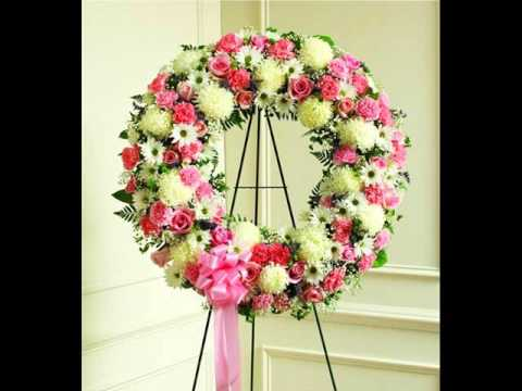 Funeral Flower Wreath | Funeral Flowers