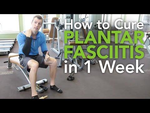 Natural Ways to Treat Plantar Fasciitis