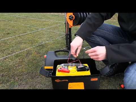 12v Battery Setup instructions