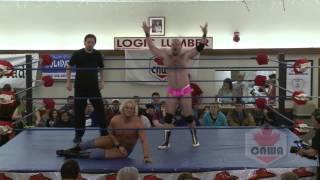 Fantastic Pro Wrestling, Bout 16, Part 4
