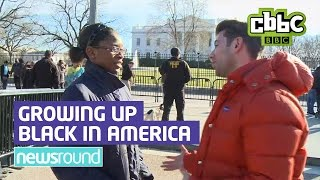 The issue of racism in America - CBBC Newsround