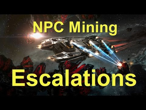 Poking the Bear, NPC Mining Escalations and Rewards - EVE Online Live