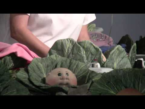 Babyland General Hospital Cabbage Patch Kids Dolls Part 1