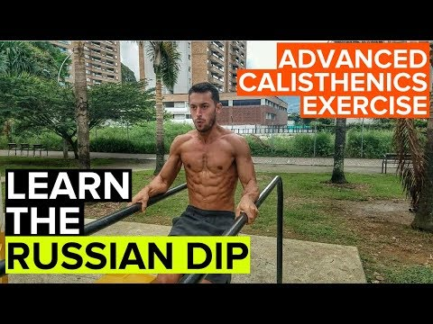 How to do Russian Dips (Full Tutorial)