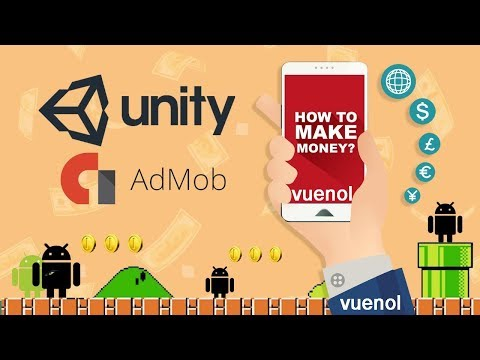 how to Place Admob Ads in Unity3d