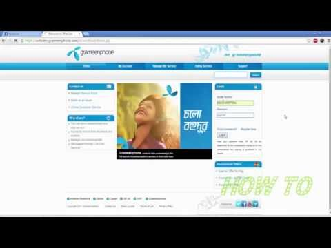 Grameenphone: How to Flexiload or top up Online | Prepaid Postpaid | Any Debit Cards, Bkash
