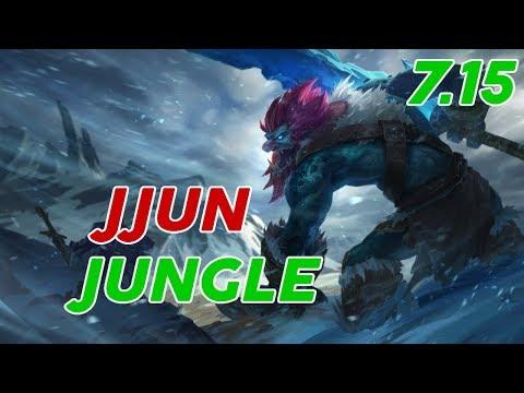 IGS JJUN Trundle Jungle Patch 7.15