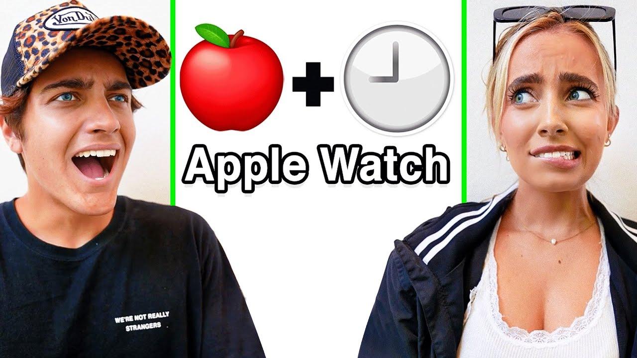 Guess That Emoji Challenge | Lexi Hensler vs Dom Brack