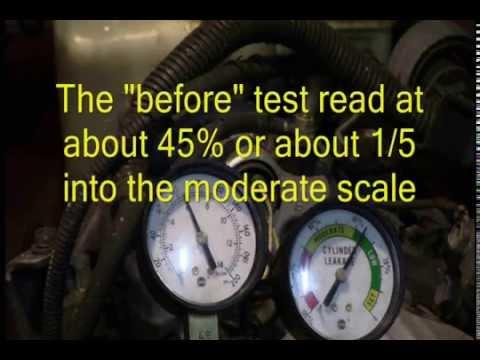 Liquid Head Gasket Repair / Block Sealer Scientific Testing