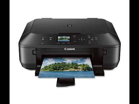 Canon MG5520- How To Clean Printhead