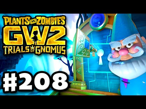 Blue Trial of Recollection! - Plants vs. Zombies: Garden Warfare 2 - Gameplay Part 208 (PC)