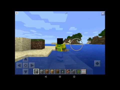 Warp Mod - Minecraft Pocket Edition