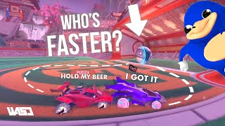 POTATO LEAGUE 118 | TRY NOT TO LAUGH Rocket League MEMES and Funny Moments