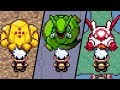 Pokémon Ruby / Sapphire - All Legendary Pokémon Locations