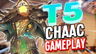 Smite: The New Tier 5 Chaac Skin Is Crazy!
