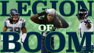 The Legion of BOOM Official Highlight Reel | NFL Highlights