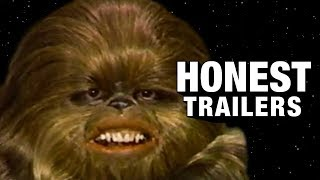 Honest Trailers - Star Wars Spinoffs (Holiday Special & More!)
