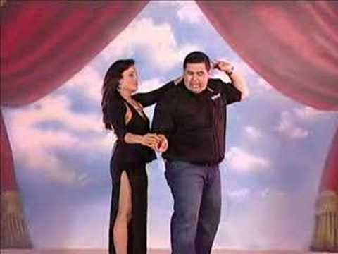 Learn to dance Bachata Men & Women Styling DVD by Jorge