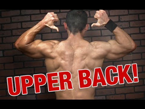 Upper Back and Trap Thickness (2 KEY EXERCISES!)