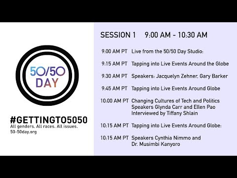 50/50 Day Live Stream 1 of 5