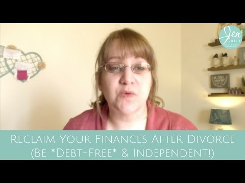 Reclaim Your Finances | Reclaiming Life After Divorce