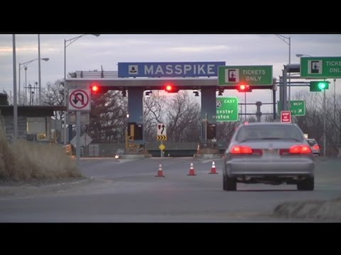 Massachusetts Turnpike toll booths to be eliminated